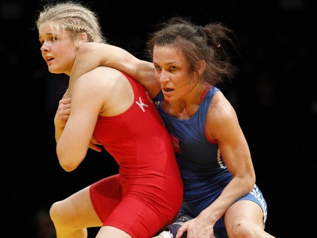 Iwona Michalik ma jeszcze szansę na medal (fot. Getty Images)