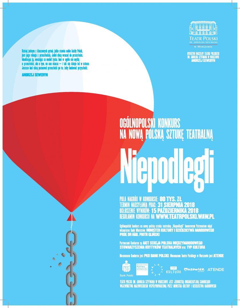Konkurs na Nową Polską Sztukę Teatralną rozstrzygnięty