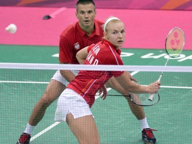 Polski mikst nie zdołał awansować do półfinału turnieju olimpijskiego (fot. PAP)