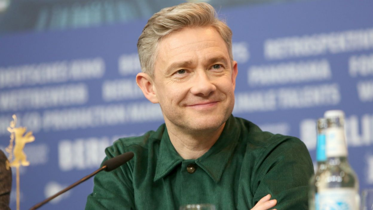 Martin Freeman (fot. EPA/ADAM BERRY)