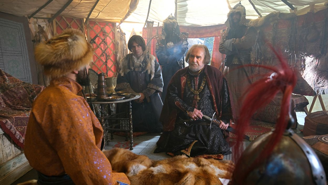 Najazd tatarski był na tyle groźny, że nawet papież wezwał do krucjaty przeciwko nim (fot.TVP)