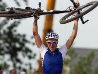 Złoty medalista: Julien Absalon (fot. Getty Images)
