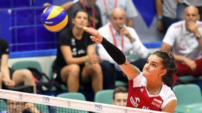 Mistrzostwa Europy w siatkówce kobiet: Polska – Portugalia