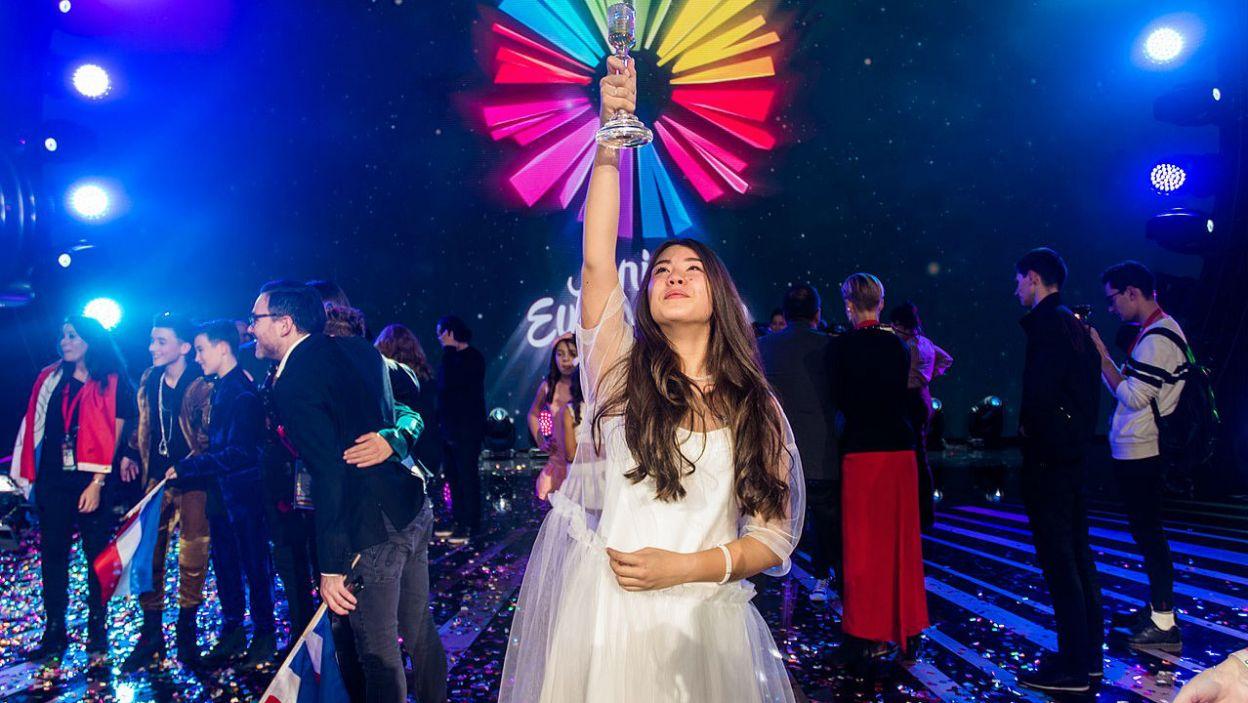 Zeszłoroczny konkurs wygrała Polina Bogusiewicz, która reprezentowała Rosję (fot. Wikipedia)
