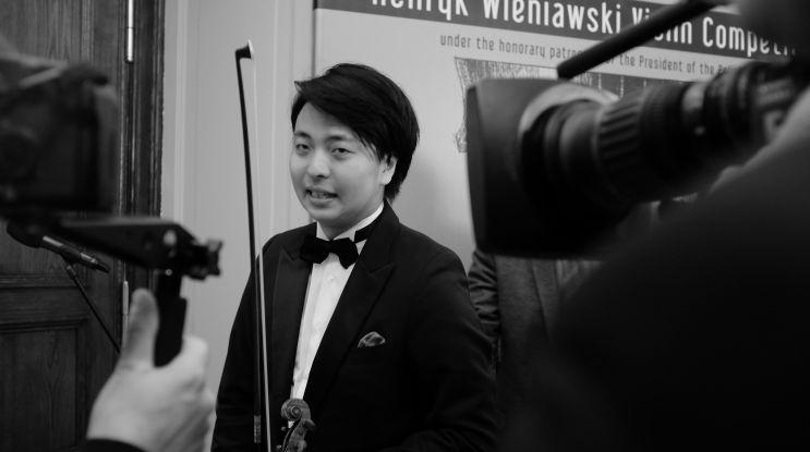 Seiji Okamoto (Japonia), 4. etap, występ 2