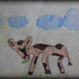 Obrazek Weroniki Szost, 6 lat