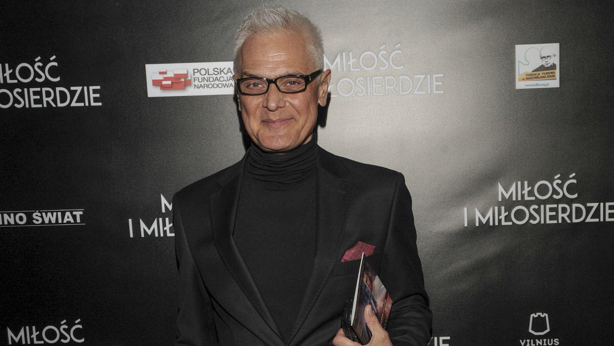 Dariusz Jakubowski w filmie zagrał postać kardynała Karola Wojtyły (fot. N. Młudzik/TVP)