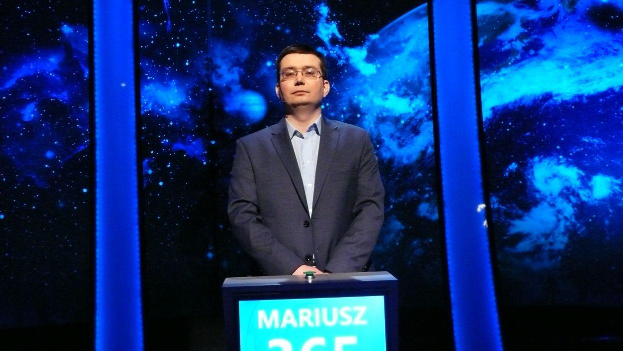 Zwycięcą Wielkiego Finału 112 edycji został Pan Mariusz Kępka