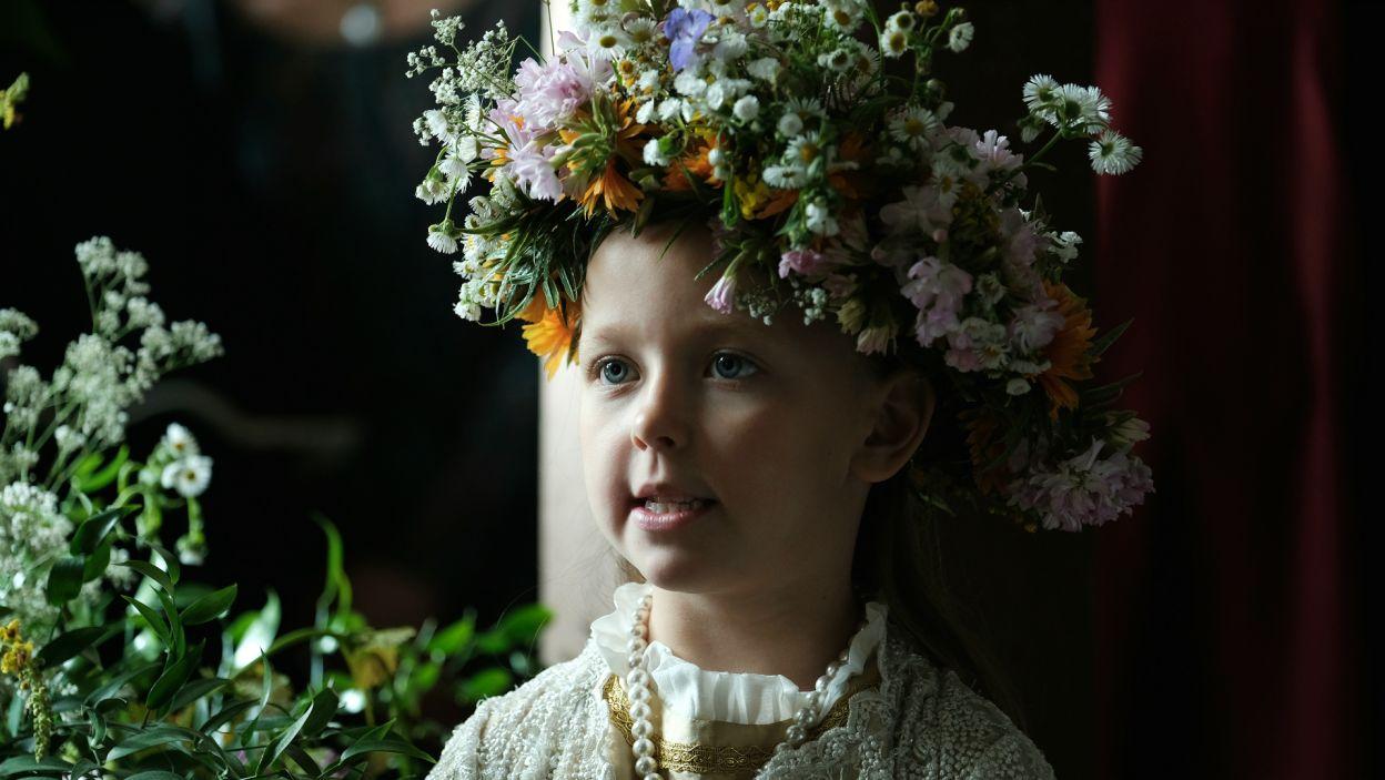 Gdy mała Jadwiga przyszła na świat nikt nie przewidywał dla niej królewskiej korony (fot. TVP)