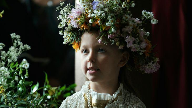 Mała królowa na drodze do korony