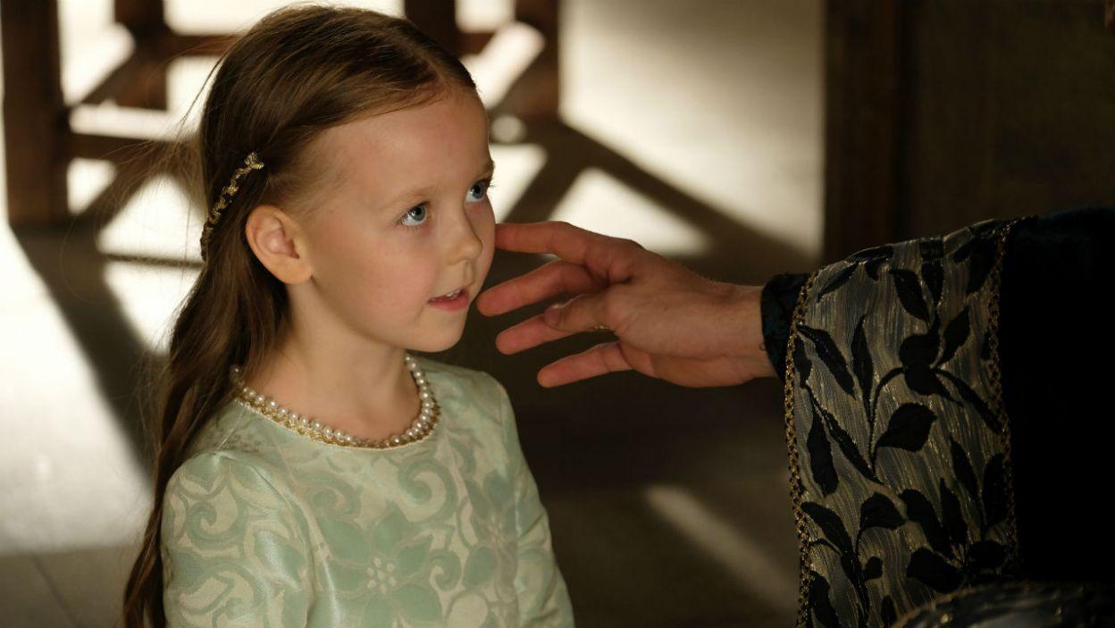 Księżna jest bardzo związana z Anną, bratanicą Bolka. Agnieszka traktuje ją niemal jak własną córkę (fot. TVP)