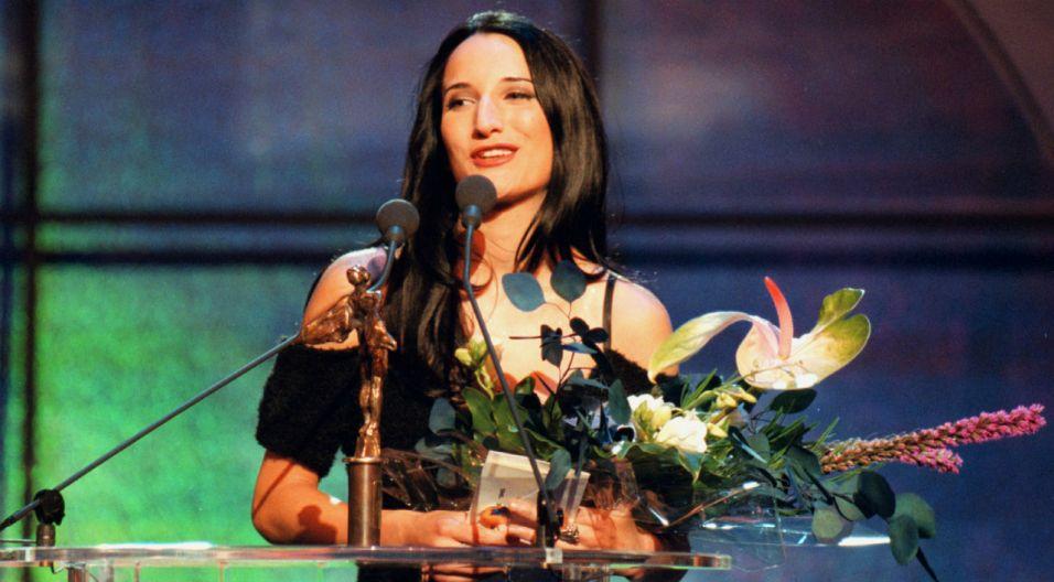 Justyna Steczkowska aż sześć razy zdobywała muzycznego Fryderyka (fot. TVP)