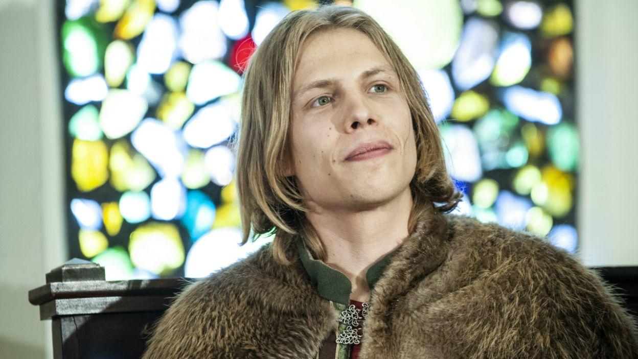 Aleksander Kaleta wciela się w rolę Spytka (fot. Natasza Młudzik)