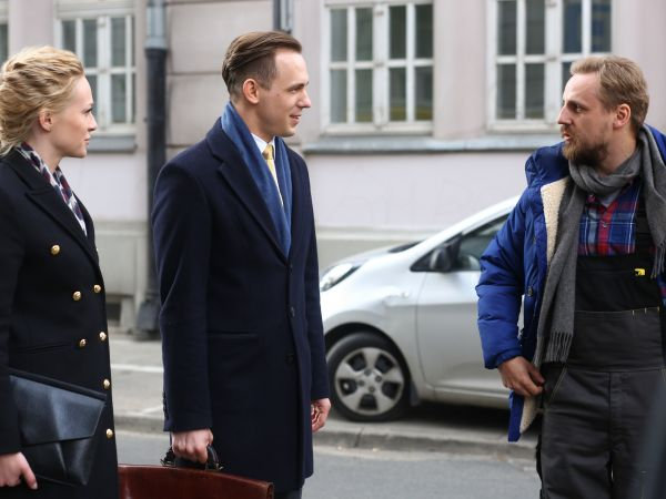 Atak wyrostka – VI sezon – odc. 12