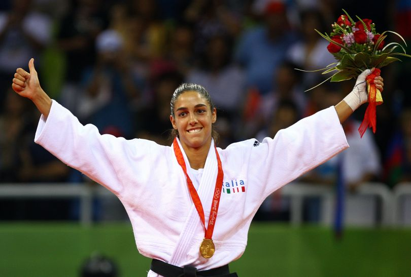 Giulia Quintavalle wygrała w kategorii do 57 kg (fot. Getty Images)
