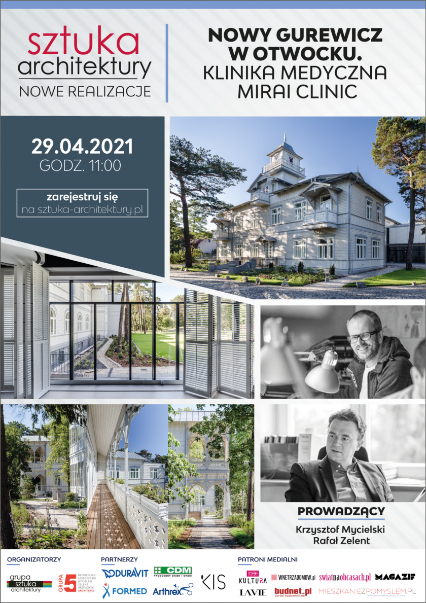 Nowy Gurewicz w Otwocku. Klinika Medyczna MIRAI Clinic - prezentacja obiektu