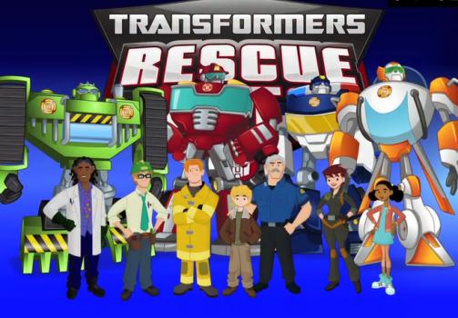 rescue-bots
