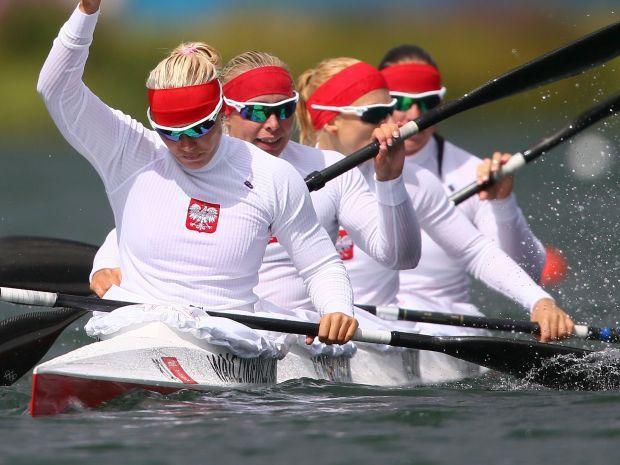 Polskie kajakarki w półfinale pobiły rekord olimpijski (fot. PAP/EPA)