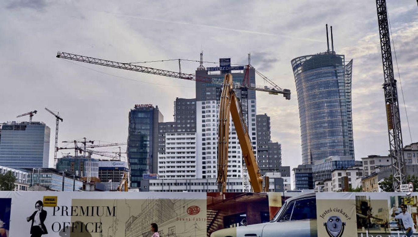 Prognozy są optymistyczne (fot. B.Sadowski/Bloomberg/Getty Images, zdjęcie ilustracyjne)