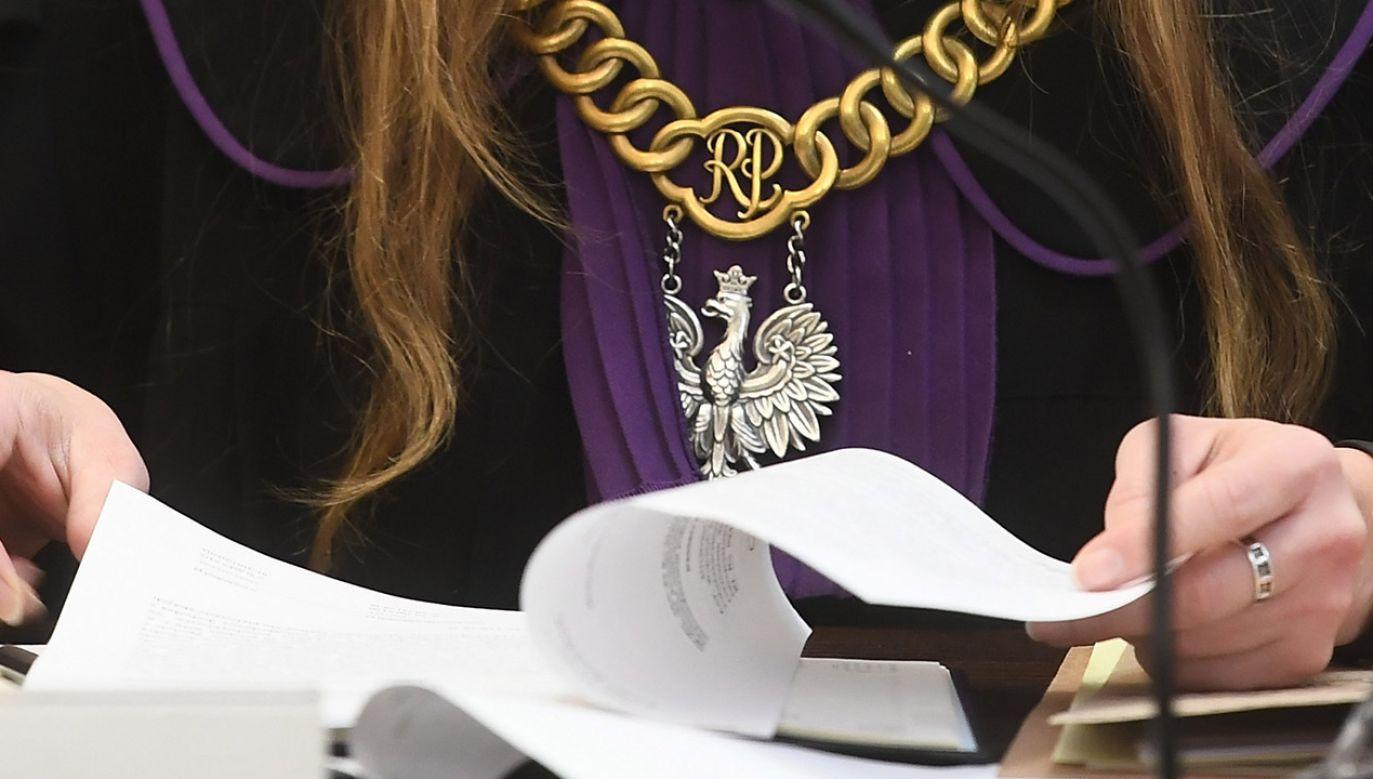 Orzecznictwo Sądu Najwyższego ma również wpływ na wyroki innych instancji (fot. PAP/Marcin Gadomski)