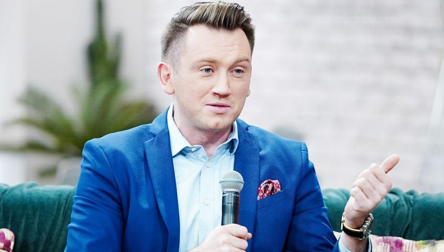 Adam Giza, dziennikarz TVP (fot. Forum/ForumGwiazd.com.pl)