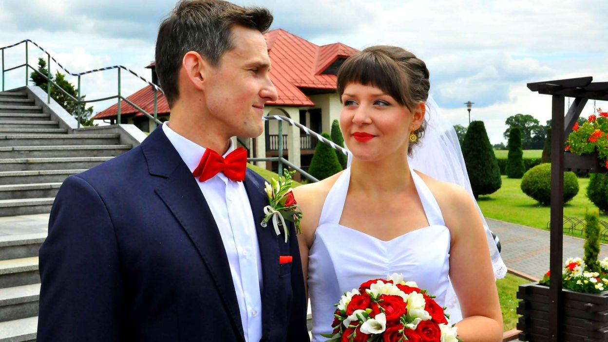Teraz są razem i chcą tylko jednego – być szczęśliwym małżeństwem! (fot. M. Lipiński)
