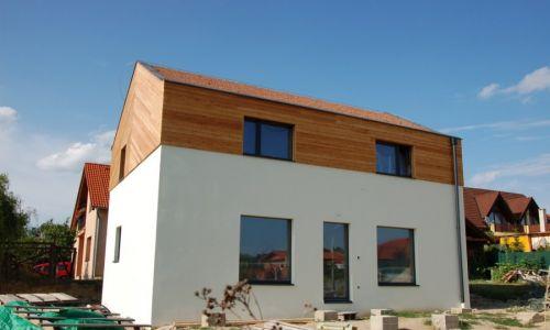 Stupava, Słowacja. Architect Bjorn Kierulf. Fot. www.ecococon.eu