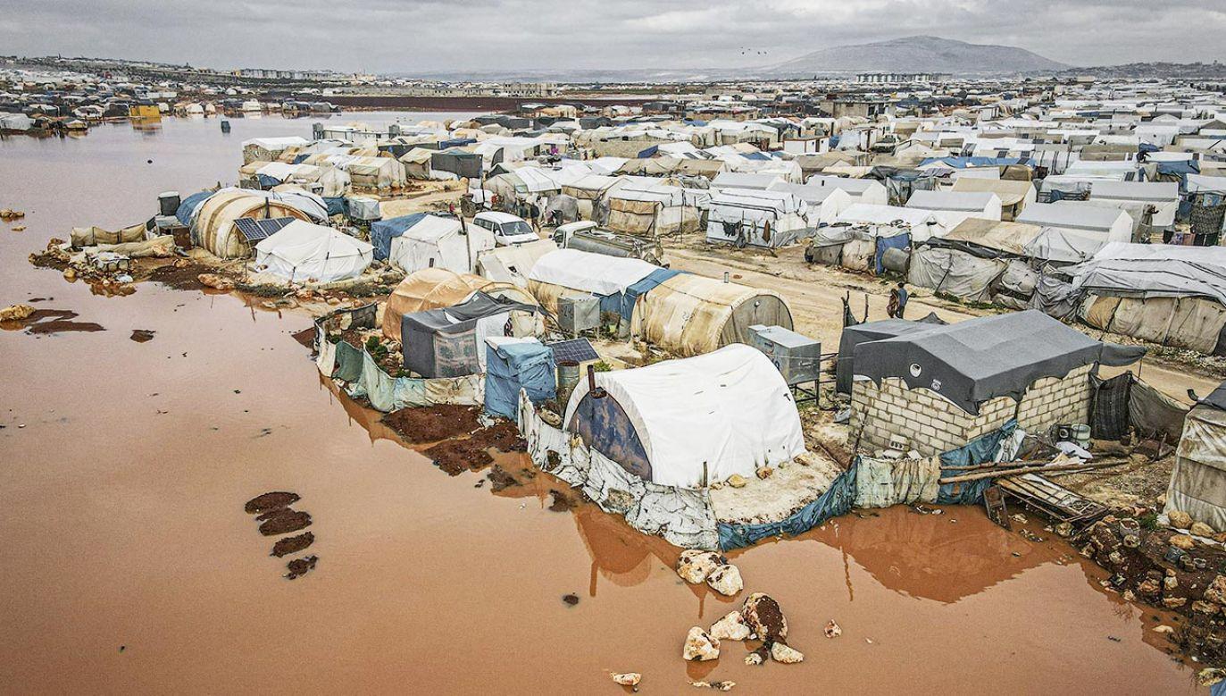 (fot. Muhammed Said/Anadolu Agency via Getty Images)