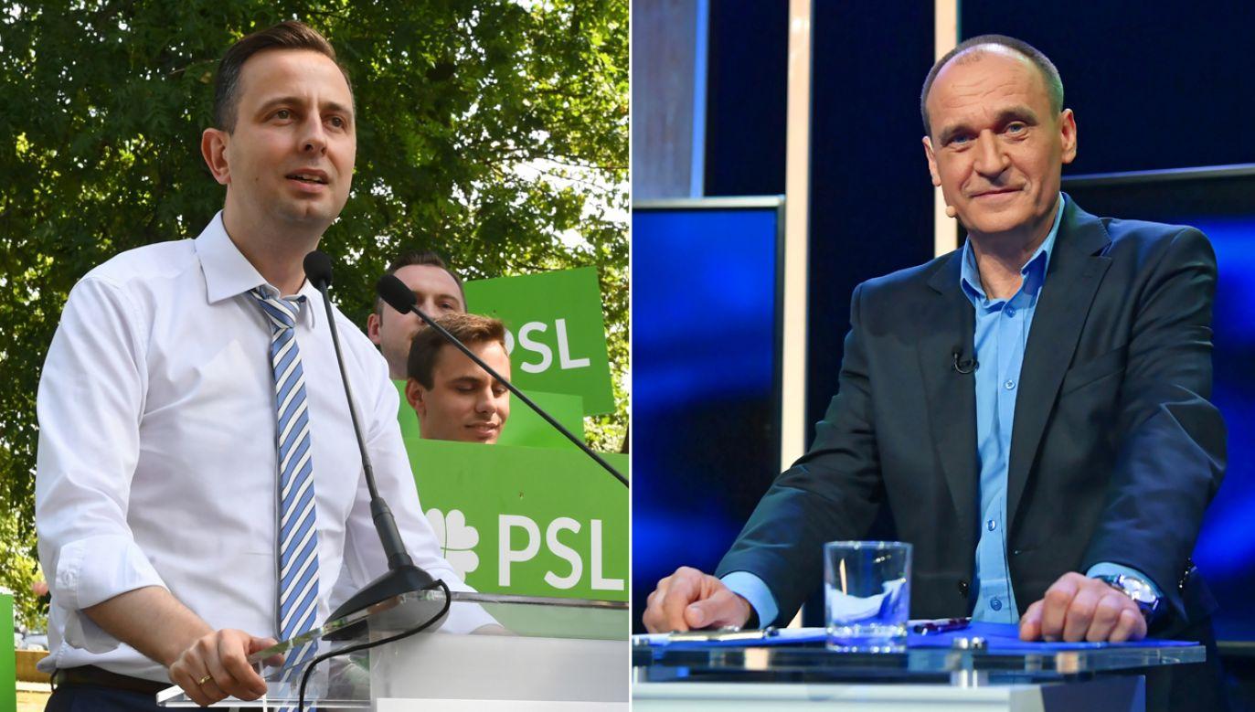 Dyskusja w gronie Bezpartyjnych Samorządowców dotyczyła startu w wyborach samorządowych i możliwości koalicyjnych (fot. PAP/Grzegorz Michałowski/Piotr Nowak)