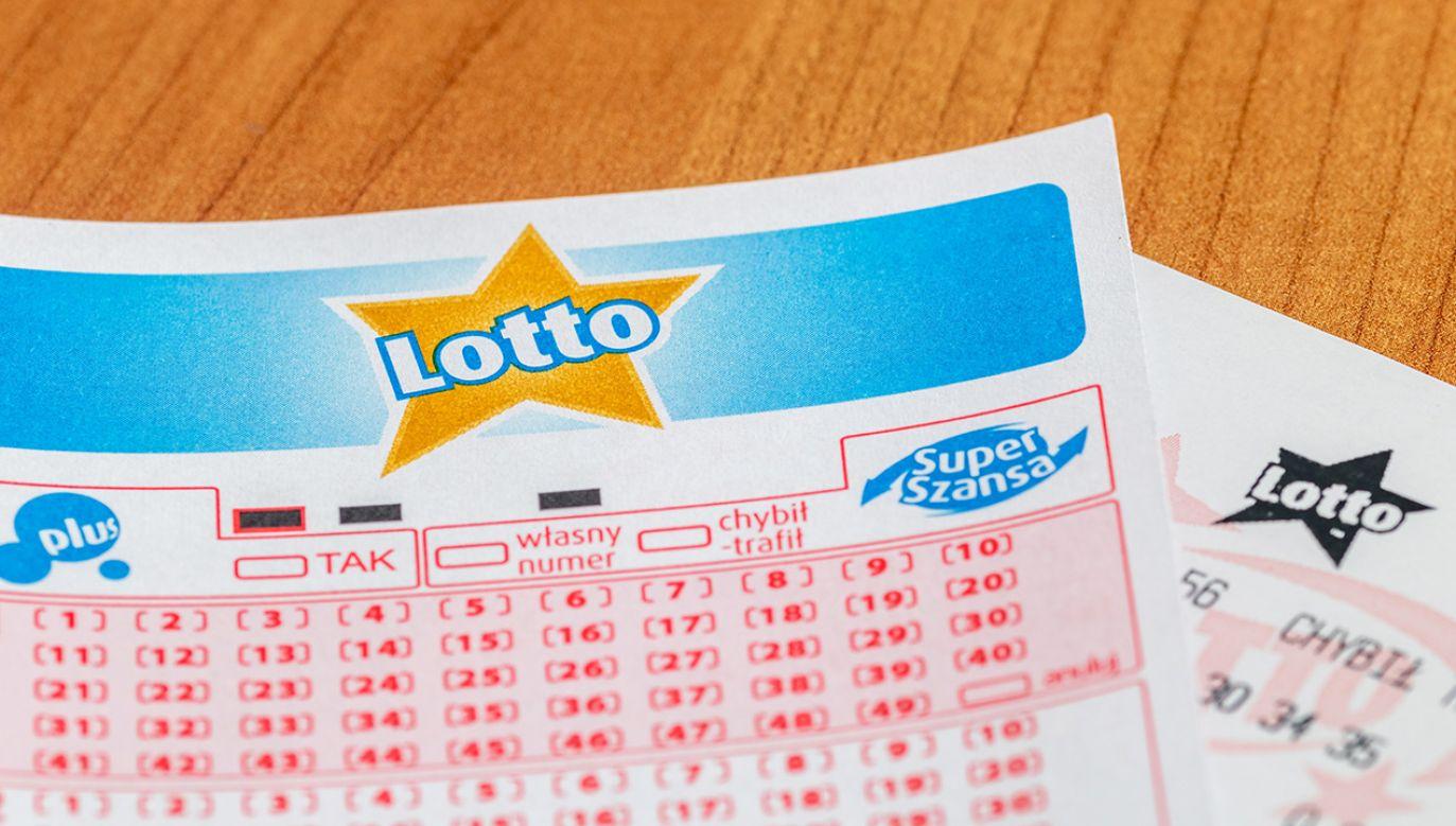Wyniki Lotto (fot. Shutterstock/Robson90)