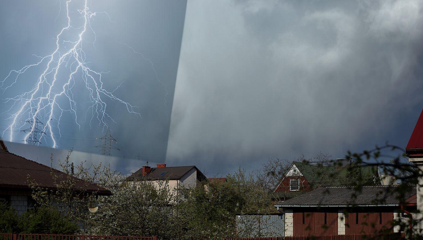 IMGW wydał ostrzeżenia dla całego kraju (fot. Shutterstock)