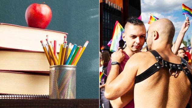Wskazano, że książki LGBTI podżegają do nienawiści wobec religii i wiernych (fot. Shutterstock; Piotr Lapinski/NurPhoto via Getty Images)