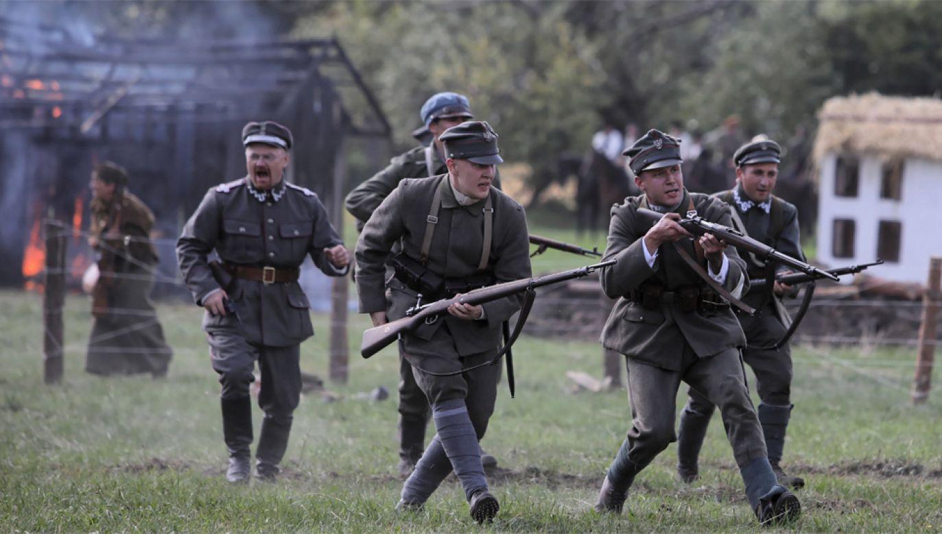 W czwartek obchodziliśmy 99. rocznicę Bitwy Warszawskiej (fot. PAP/Leszek Szymański)