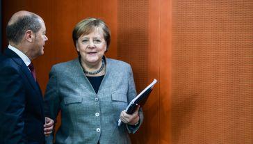 Niemcy chcą całkowicie wyjść z energetyki węglowej (fot. PAP/EPA/FILIP SINGER)