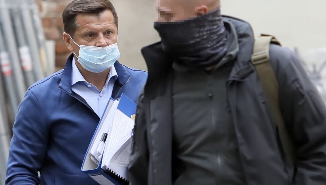 Były menedżer piłkarza nie przyznaje się do zarzucanych mu czynów (fot. PAP/Leszek Szymański)