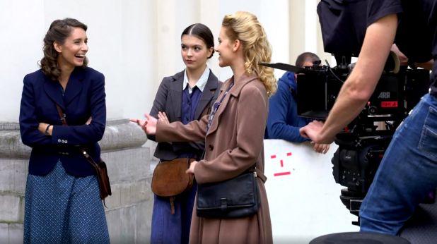 """Na planie 4. sezonu """"Wojennych dziewczyn"""""""