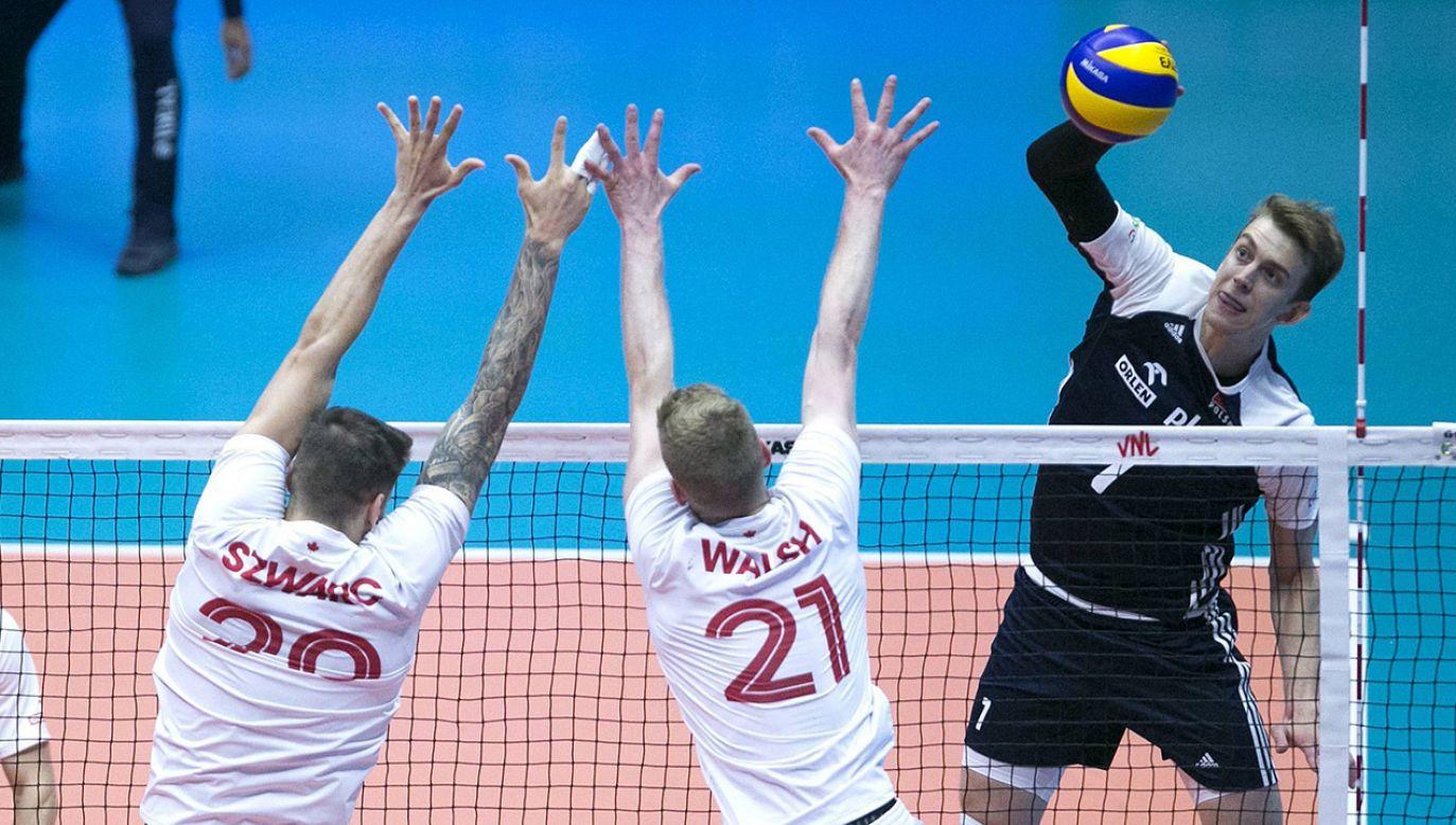 Polacy wciąż liczą się w grze o udział w turnieju finałowym (fot. arch.PAP/Photoshot)