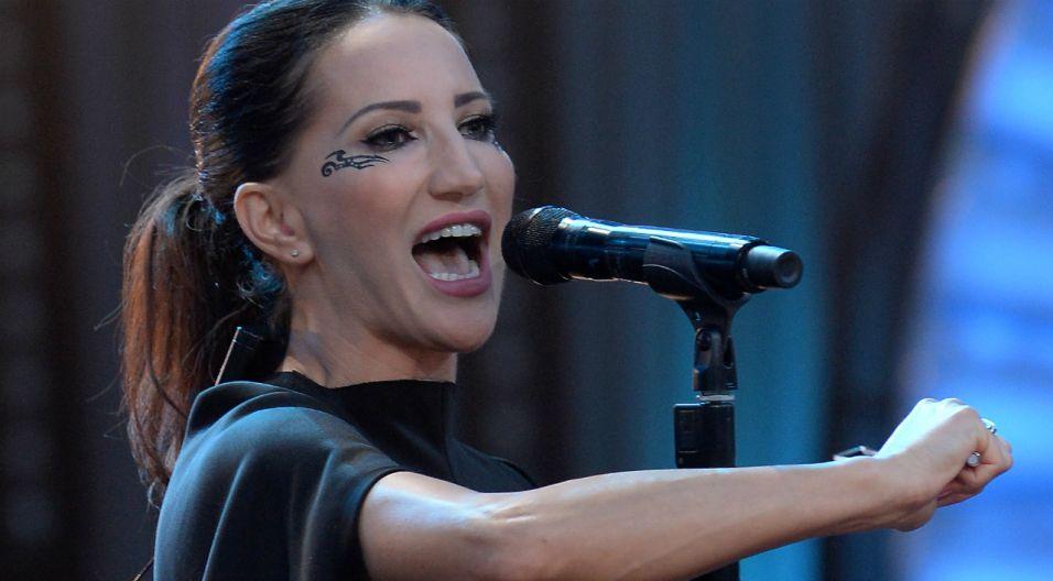 Wokalistka wystąpiła potem na opolskiej scenie wiele razy (fot. TVP)