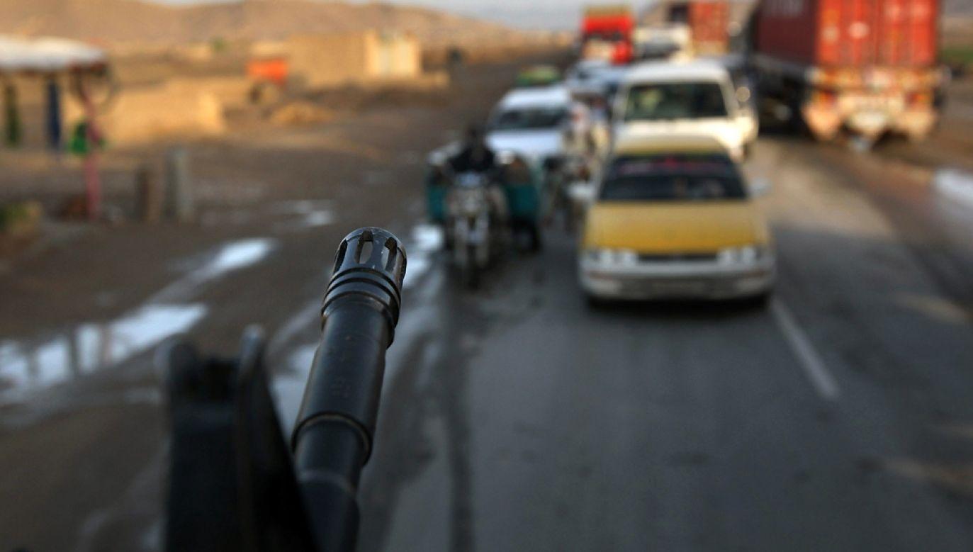 Od początku inwazji USA na Afganistan w 2001 roku zginęło ponad 2400 amerykańskich pracowników wojskowych (ZDJĘCIE ILUSTRACYJNE) (fot. John Moore/Getty Images)