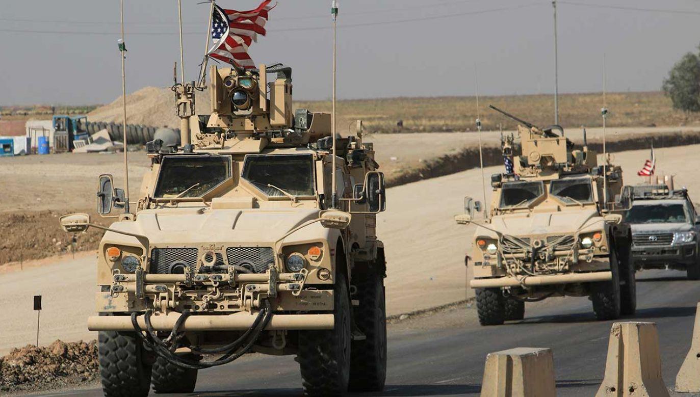 Świadkowie mówią o wkraczaniu amerykańskich żołnierzy do północno-zachodniej irackiej prowincji Dahuk (fot. REUTERS/Ari Jalal)