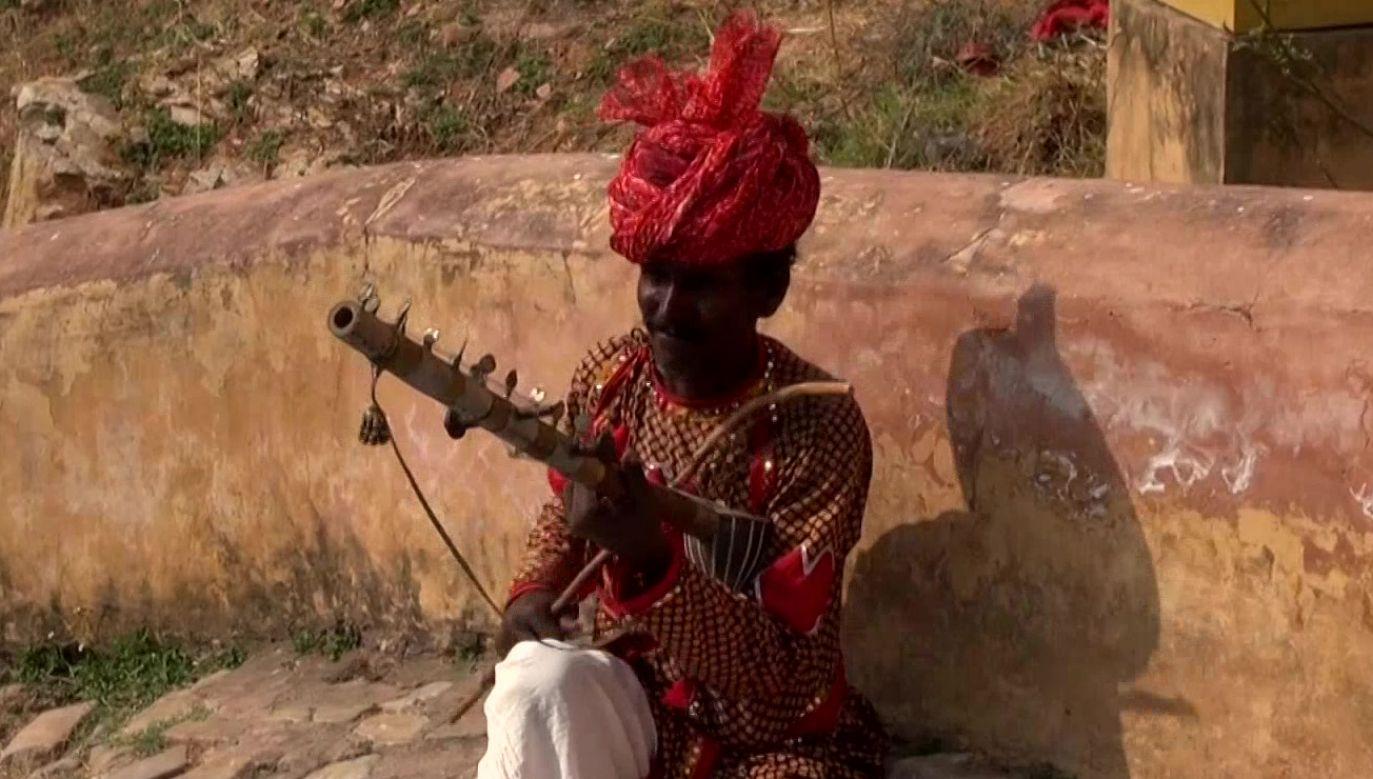 Radżastan jest jednym z najchętniej odwiedzanych regionów w Indiach (fot. TVP INFO)