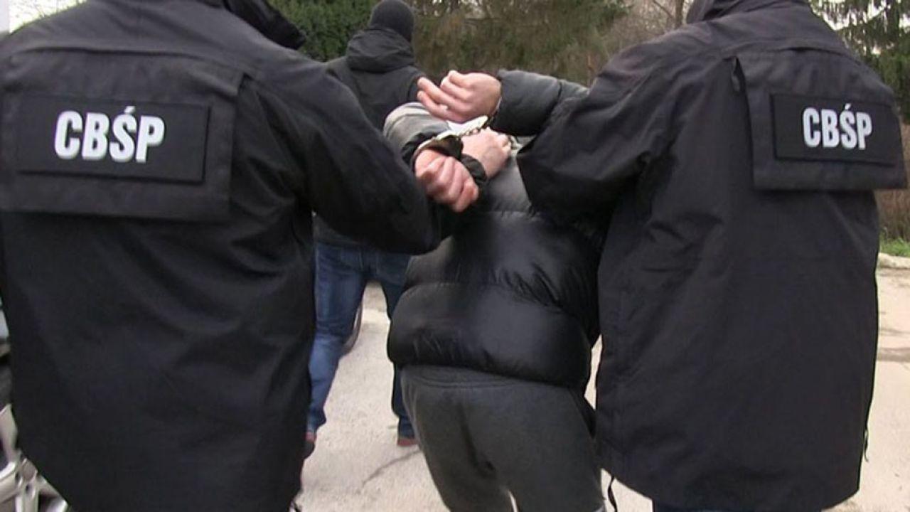 Marcin Miksza przez 18 ścigał bandytów, brał udział w najtajniejszych operacjach CBŚP. Dziś poluje na niego BSW i ci, których zamykał w więzieniach (fot. policja.pl)