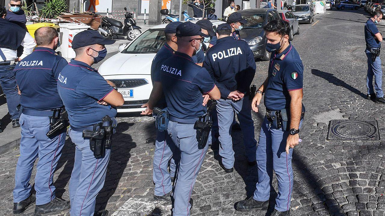 We Włoszech, Niemczech, na Malcie i w Polsce aresztowano 23 osoby powiązane z mafią (fot. Salvatore Laporta/KONTROLAB/LightRocket via Getty Images; zdjęcie ilustracyjne)