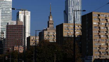 Informację podał wiceprezydent miasta Robert Soszyński (fot. Forum/Michal Dyjuk)