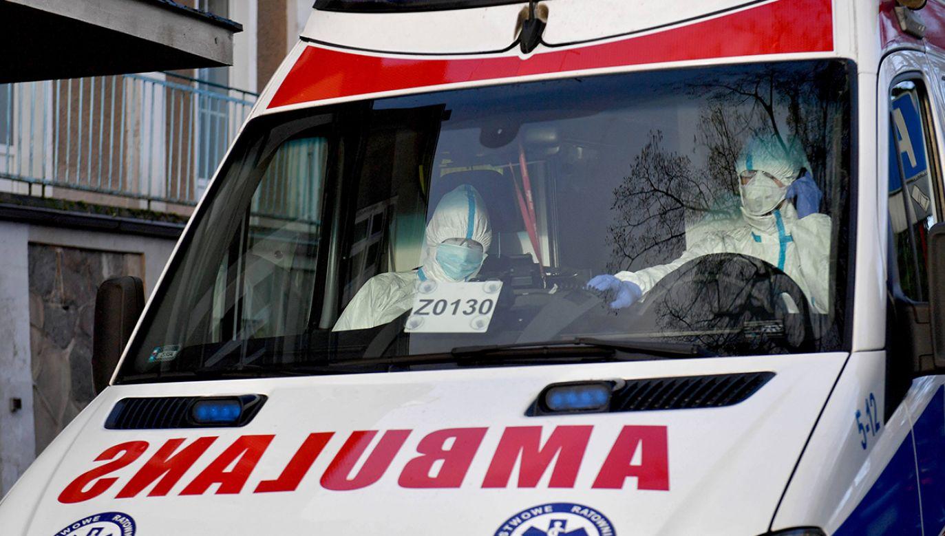Na terenie województwa dolnośląskiego odnotowano 234 przypadki zachorowania na COVID-19 (fot.PAP/Marcin Bielecki)