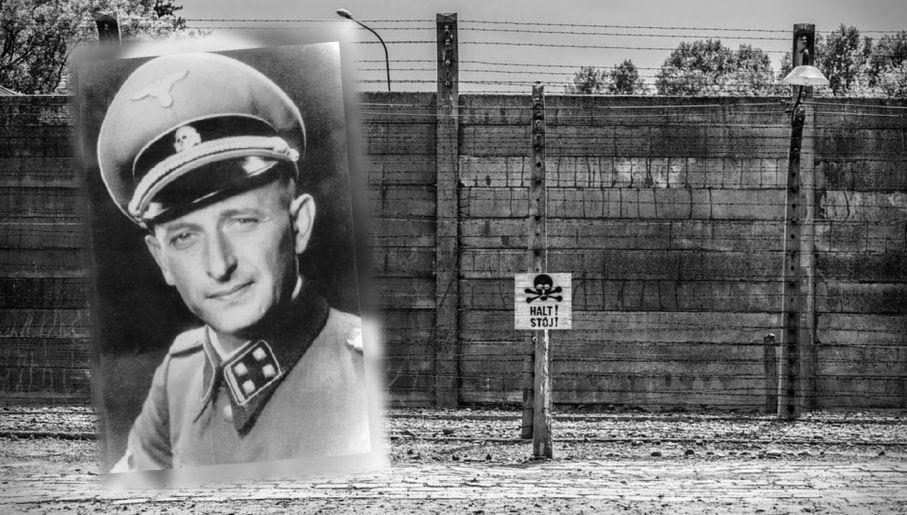 Eichmann był jednym z organizatorów Holokaustu (fot. Pixabay/Yad Vashem)