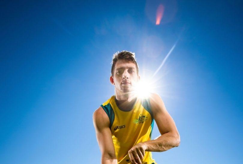 Reprezentant Australii Simon Orchard (fot. Getty Images)