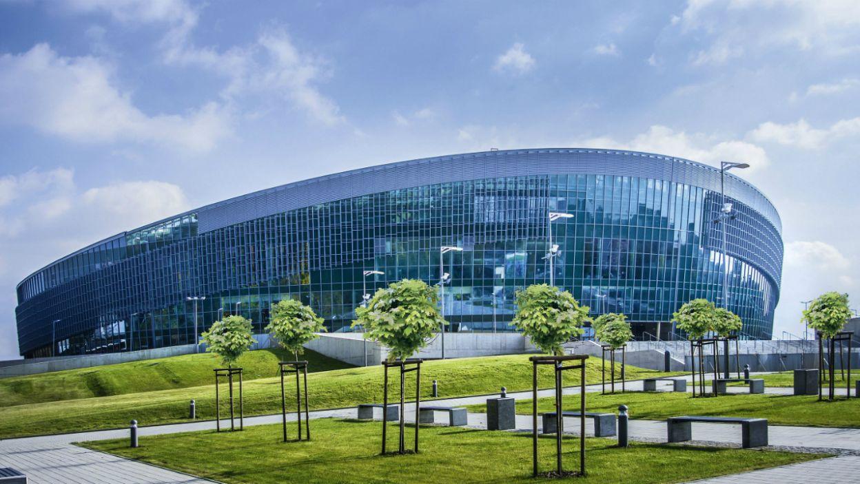 Hala Gliwice jest jedną z największych hal widowiskowo-sportowych w kraju (fot. Michał Buksa)