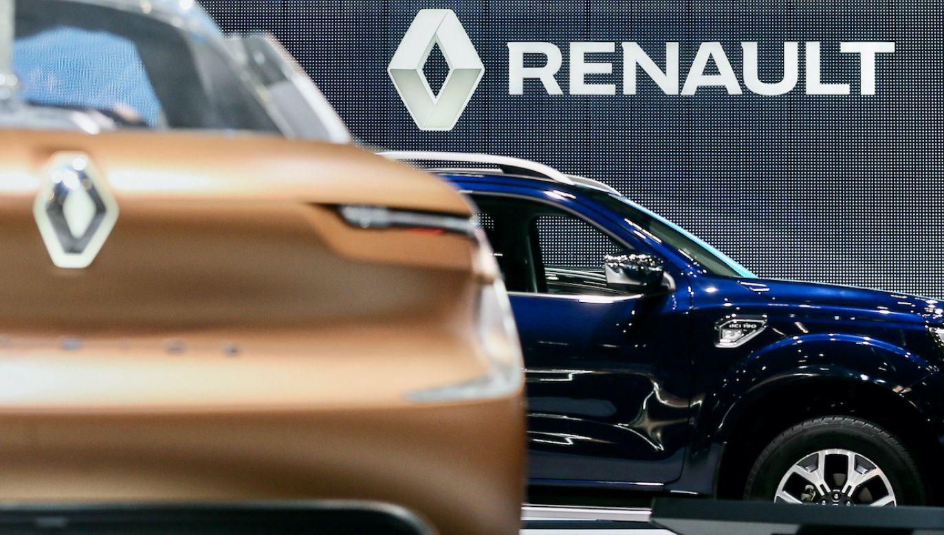 Tak złego wyniku koncern Renault nie miał nigdy w historii (fot. PAP/EPA/S.LECOCQ)