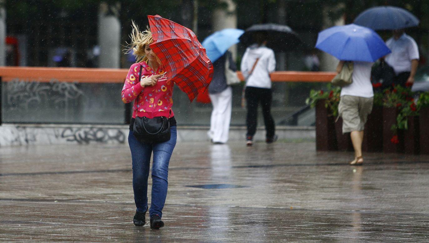 Kolejny dzień nie przyniesie zmian. Nadal będzie wietrznie (fot. Shutterstock/Nebojsa Markovic)